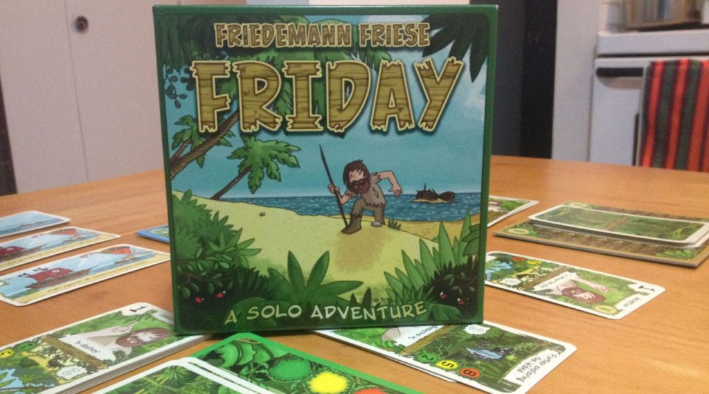 Review: Friday