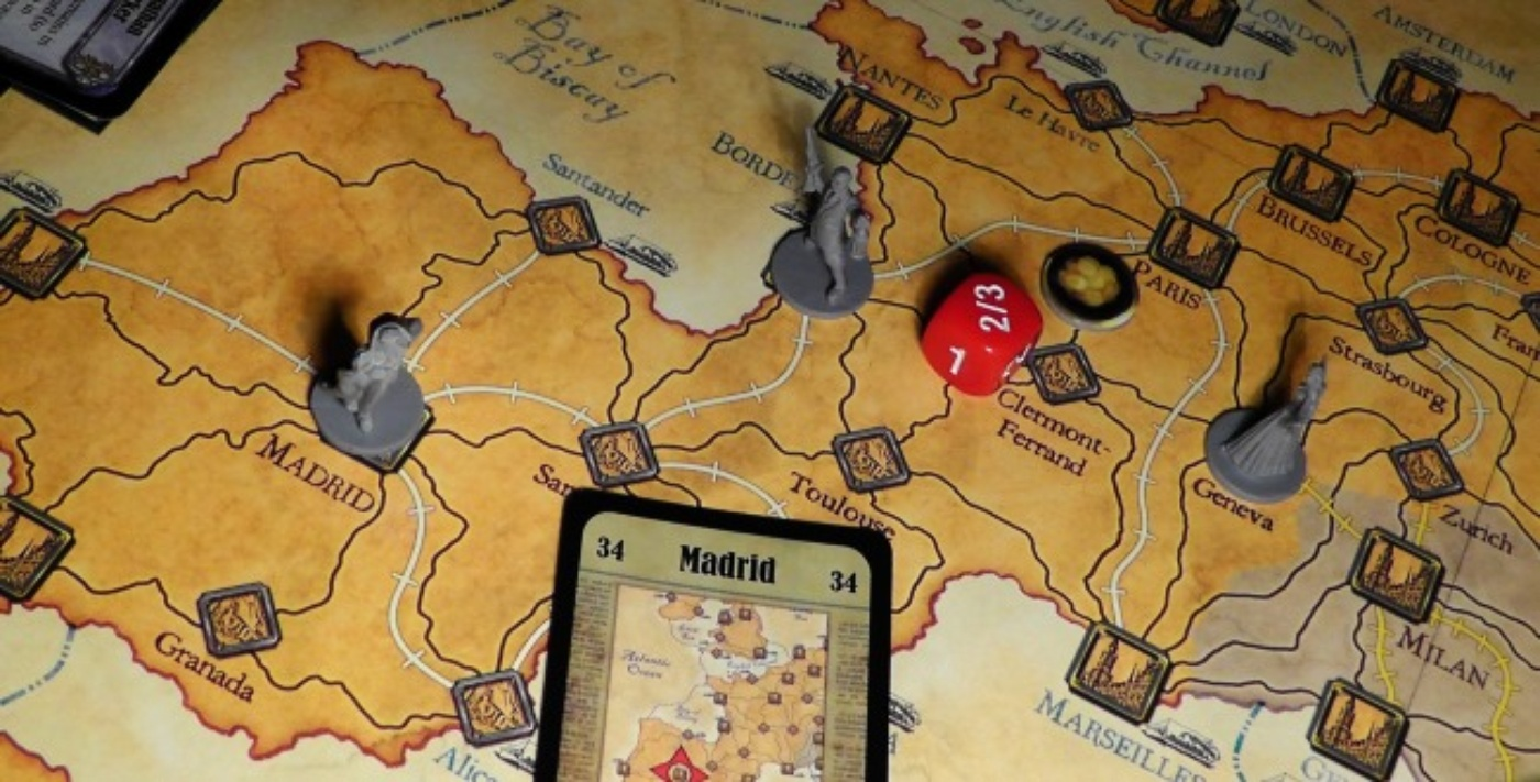 Review: Fury of Dracula
