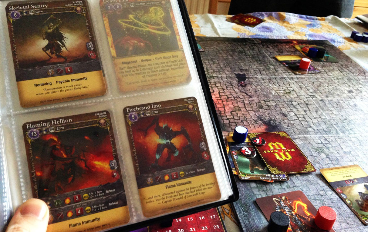 Impressions: Mage Wars