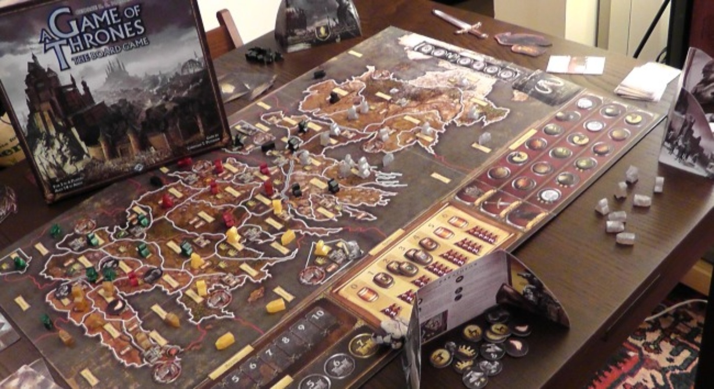 Review - Game of Thrones: The Board Game