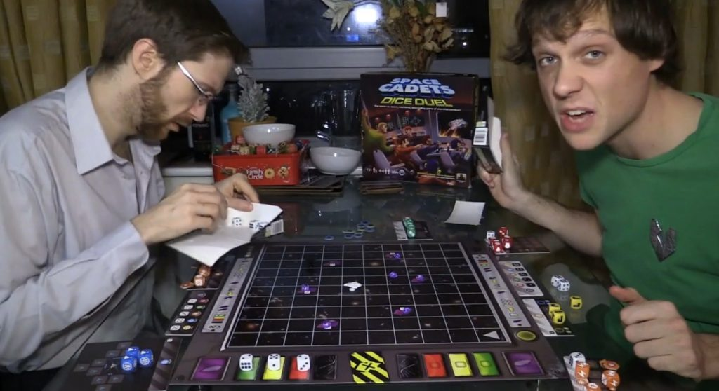 An Actual Interview: Space Cadets