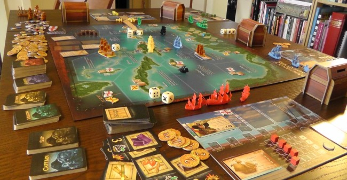 Review: Merchants & Marauders
