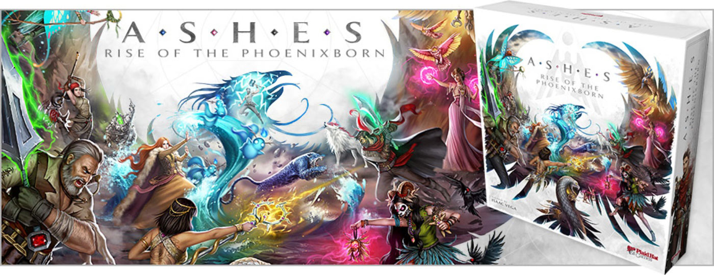 Rise of the Phoenixborn