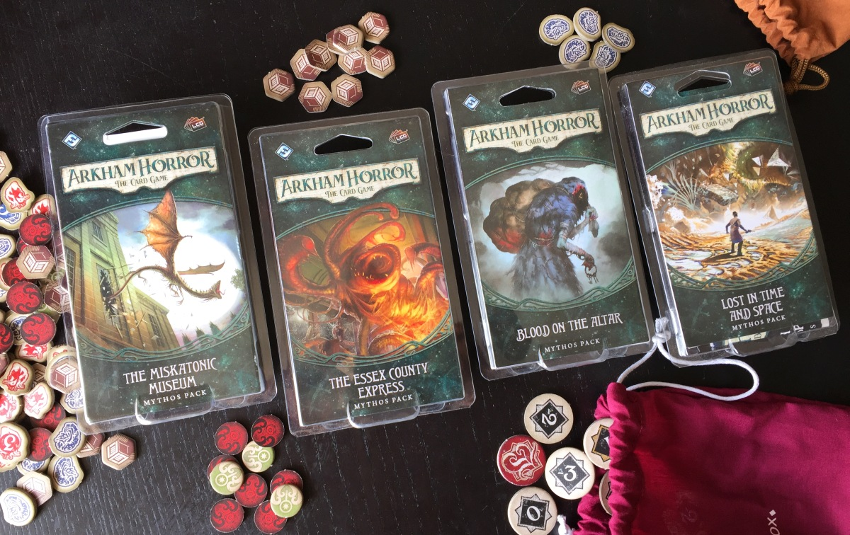A Re-Review? Arkham Horror: The Card Game - Shut Up & Sit Down