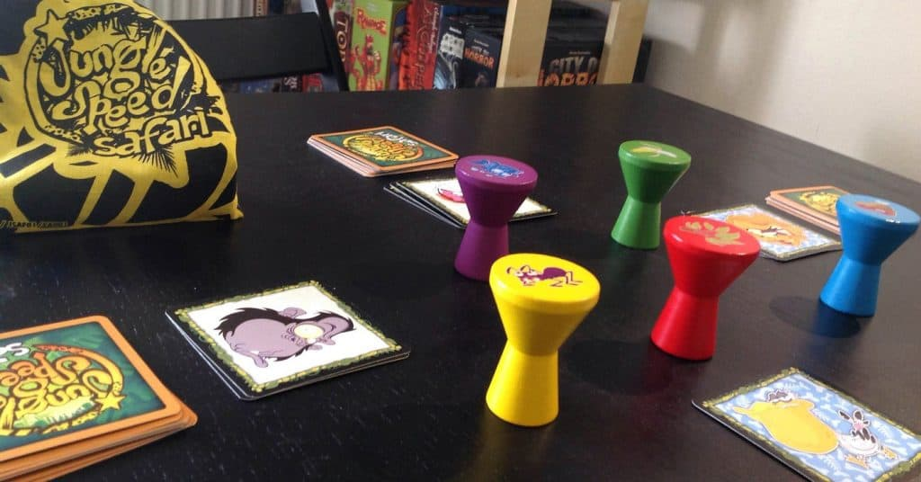 Review: Jungle Speed Safari
