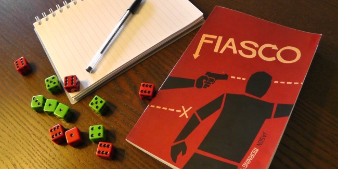 RPG Review: Fiasco