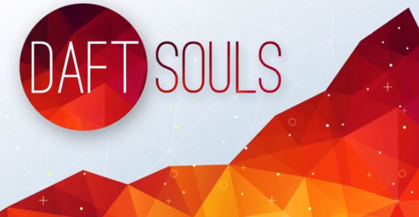 Daft Souls is a new gaming podcast! With us!