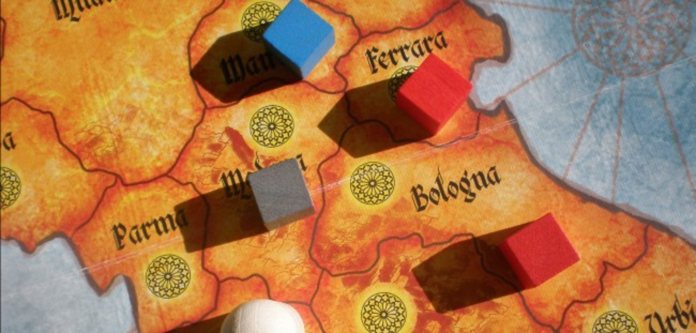 Review: Condottiere