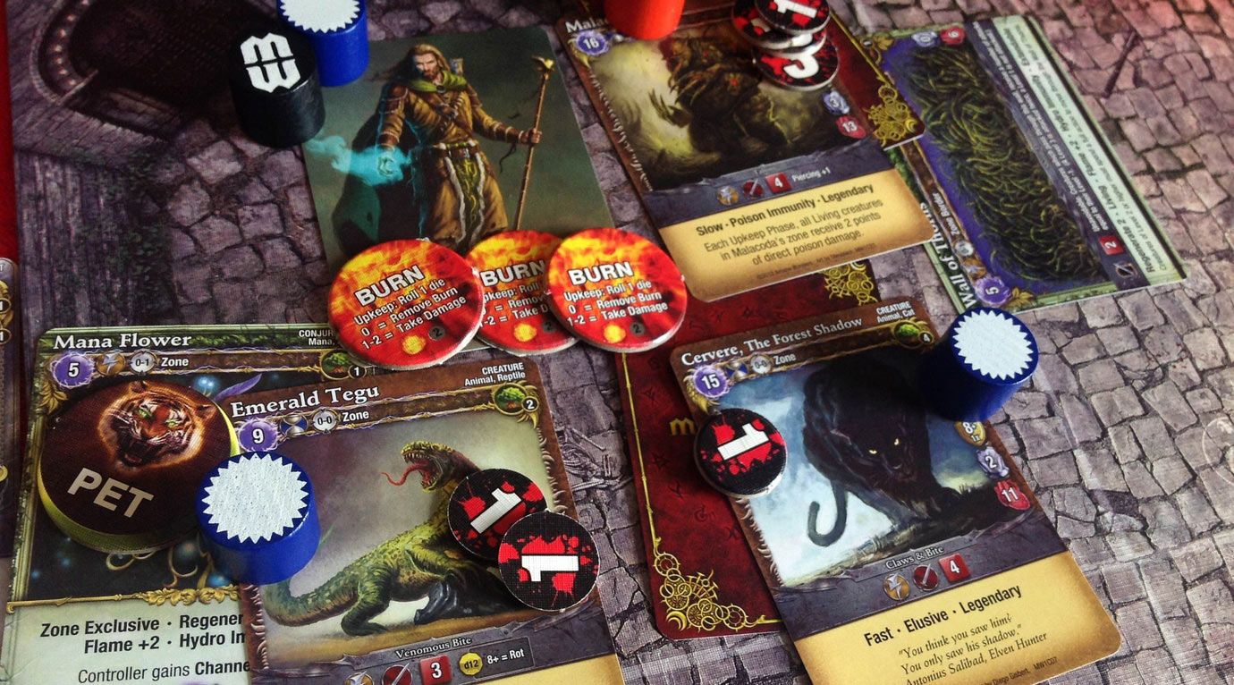 Review: Mage Wars