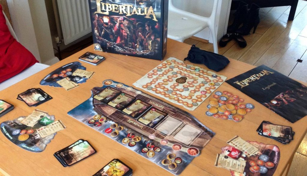 Review: Libertalia
