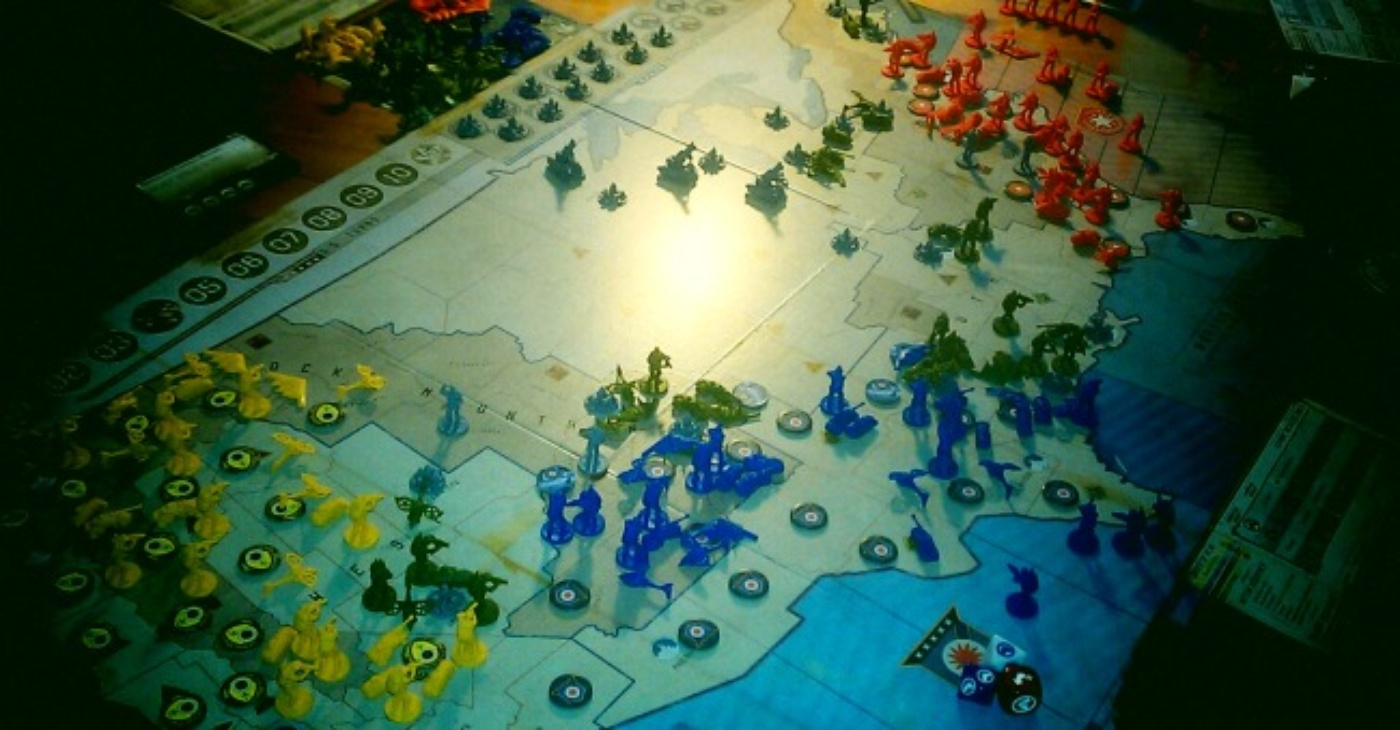 Review: Fortress America