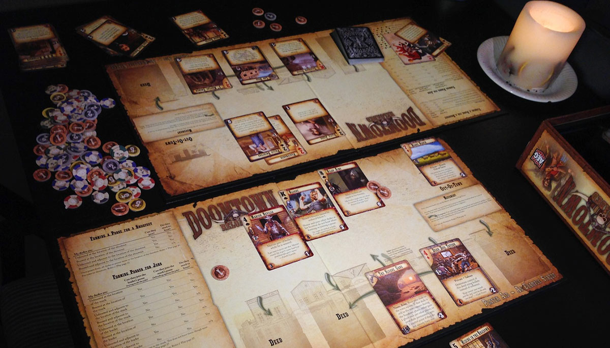 Holy Cow: Doomtown Is Pretty Neat