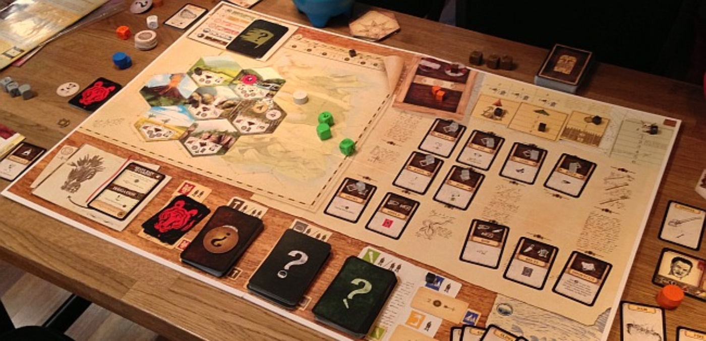 Review: Robinson Crusoe - Adventure on the Cursed Island