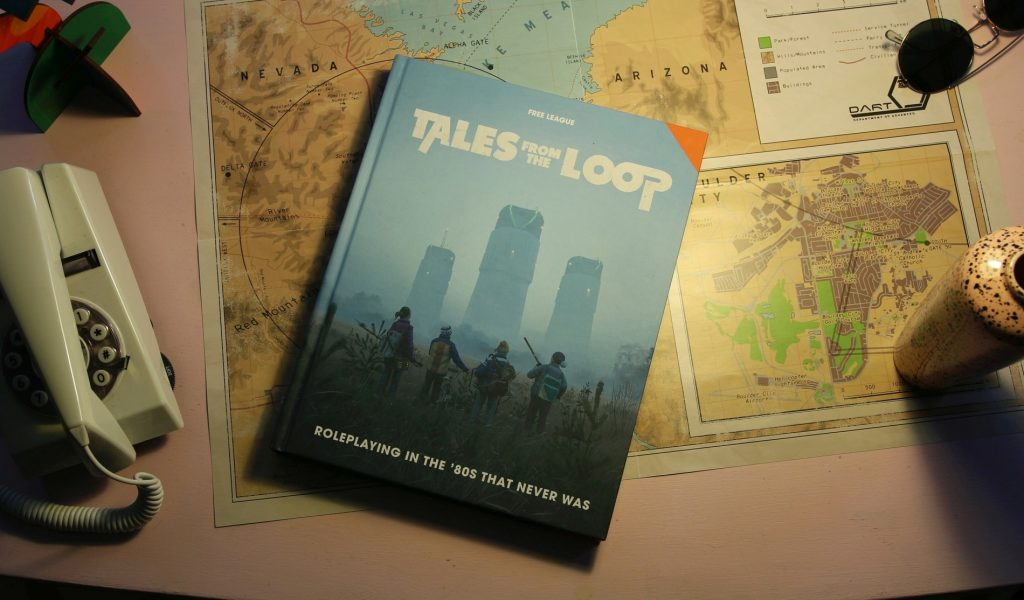 RPG Review: Tales from the Loop - Shut Up & Sit Down