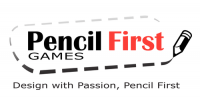 pencil first